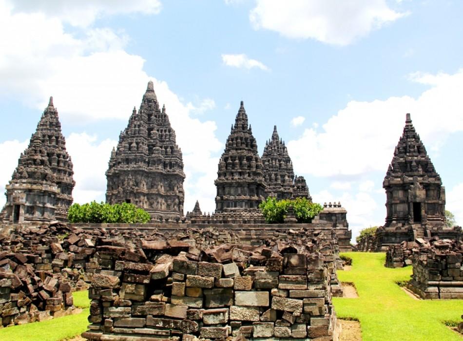 Borobudur & Prambanan Temple