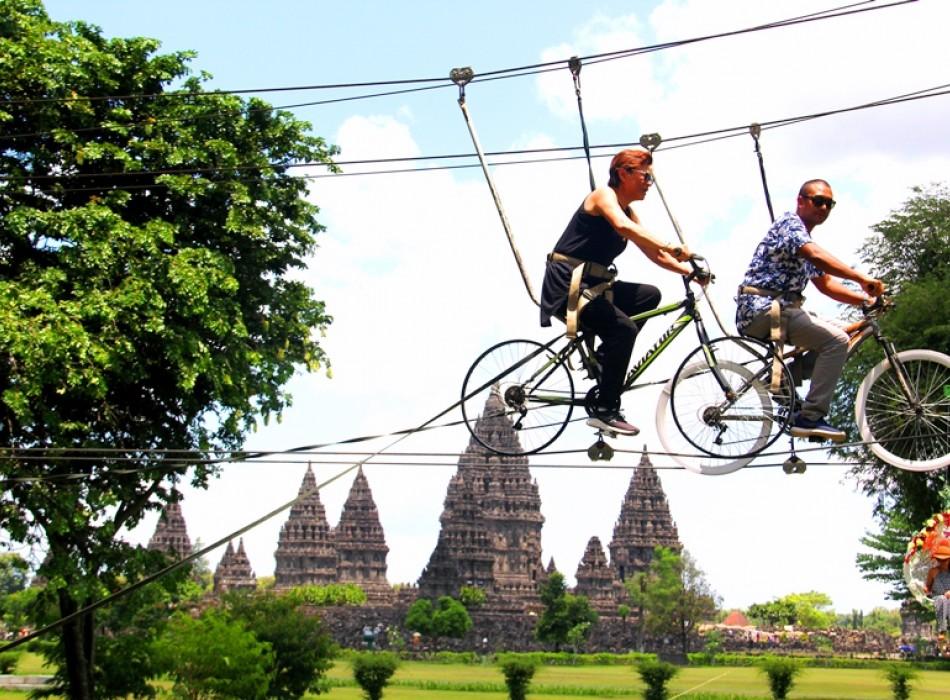 Prambanan Temple Sunset Tour from Yogyakarta