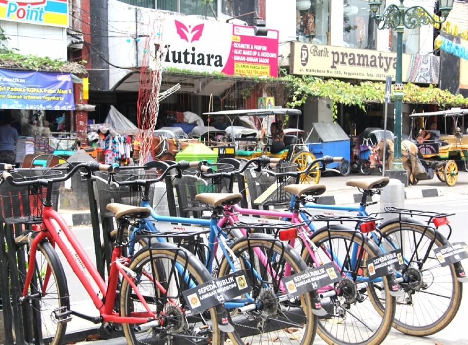 Yogyakarta City Sightseeing on Morning Trip