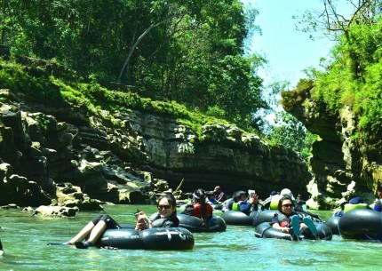 Pindul Cave Tubing from Yogyakarta