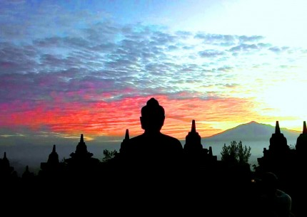 Borobudur Sunrise with Dieng Plateau Tour from Yogyakarta