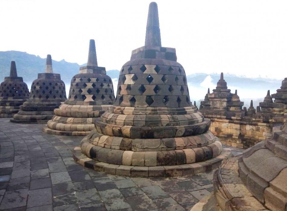 Malaysia to Yogyakarta