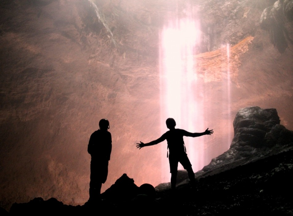 Jomblang Cave Tour from Yogyakarta