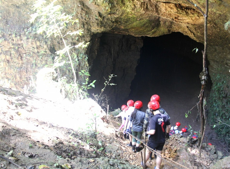 Jomblang Cave Day Tour from Yogyakarta