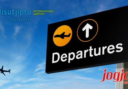 Departure Transfer - Pick up service from Hotel in Yogyakarta area to Airport