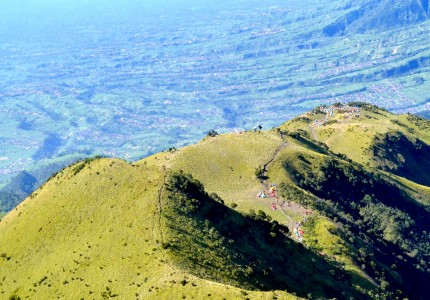 Mt Merbabu Trekking from Yogyakarta