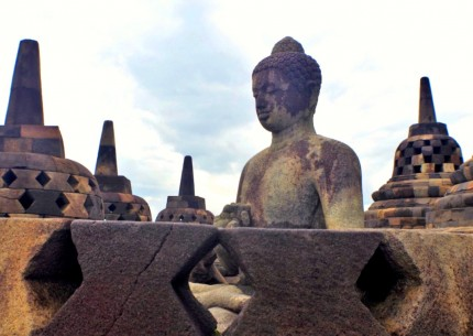 Borobudur Half Day Tour from Yogyakarta