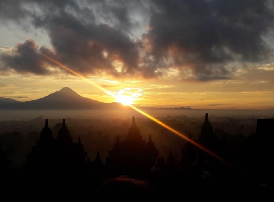 Borobudur Sunrise Yogyakarta