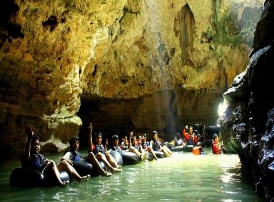 Pindul Cave & Timang Beach