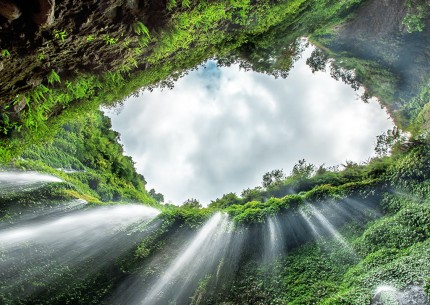 Mount Bromo and Madakaripura Waterfall