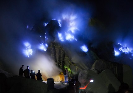 Ijen Blue Fire Tour from Banyuwangi
