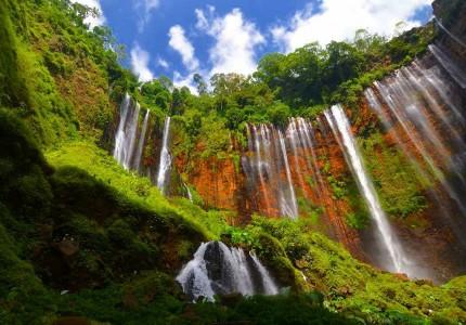 Tumpak Sewu Waterfall Tour from Malang