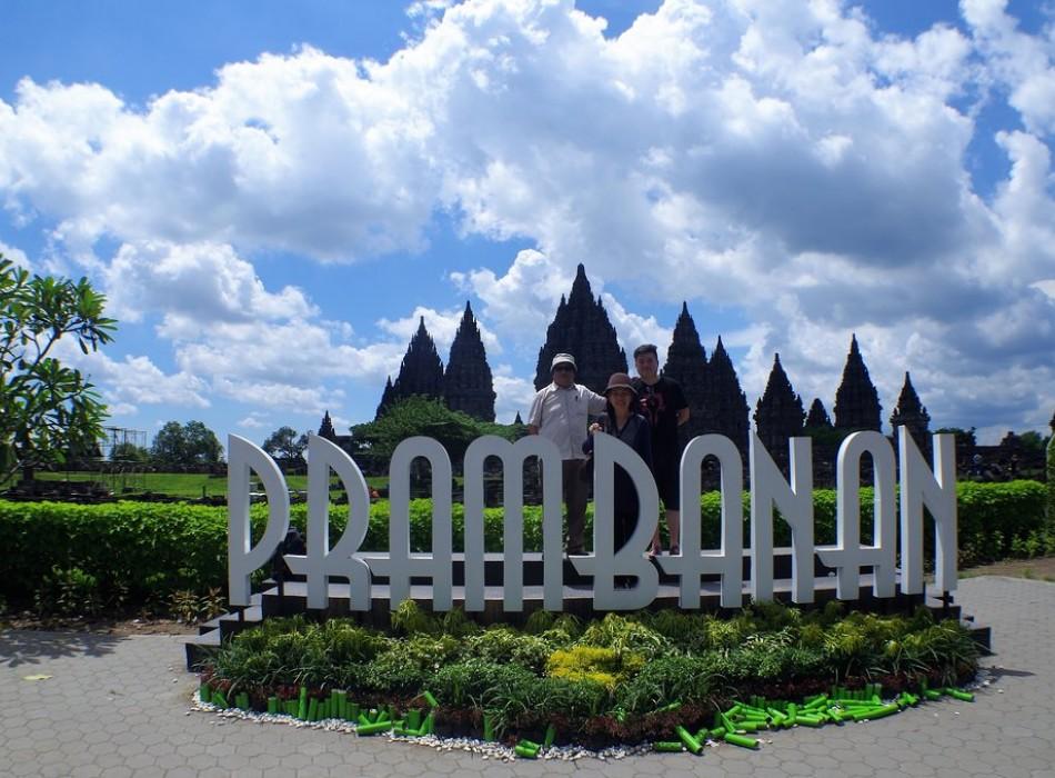 Borobudur and Prambanan Jogja