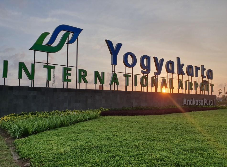 Airport to Borobudur area