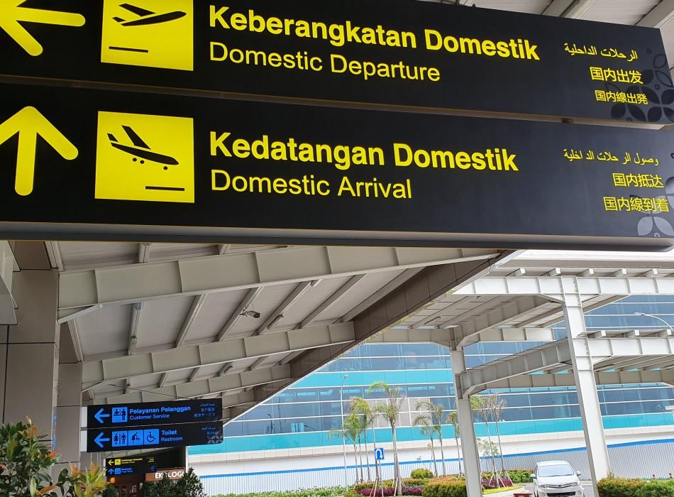 Yogyakarta International airport to Borobudur