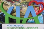Arrive YIA transfer taxi to Borobudur
